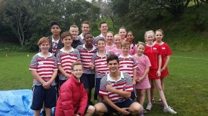 Cross Country Group shot