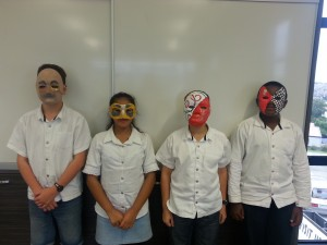 year 8 masks