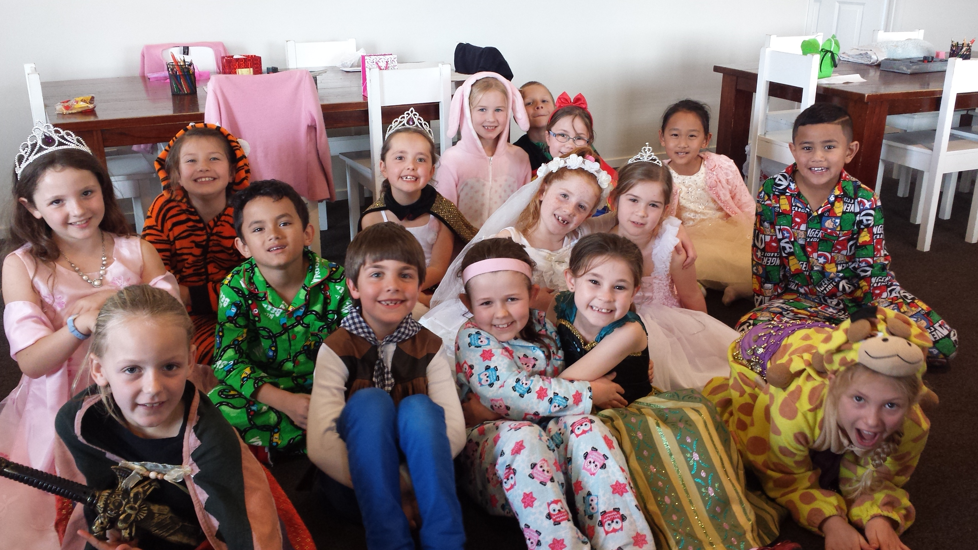 Year 3 Celebrate Purim Festival & 171 City Impact Church